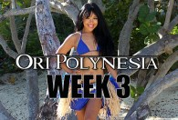 SUMMER 4 WEEK ORI POLYNESIA WK3 AUGUST 2020