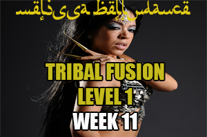 TRIBAL FUSION LEVEL1 WK11 APR-JULY 2020