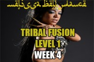 TRIBAL FUSION LEVEL 1 WK4 JAN-APR 2019