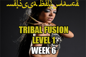 TRIBAL FUSION LEVEL1 WK6 APR-JULY 2020
