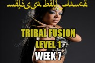 TRIBAL BELLY DANCE LEVEL1 WK7 JAN-APR 2018