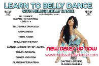 Belly Dance Classes Near Me