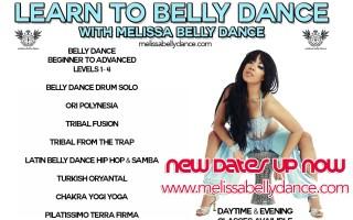 Belly Dance Classes Near Me