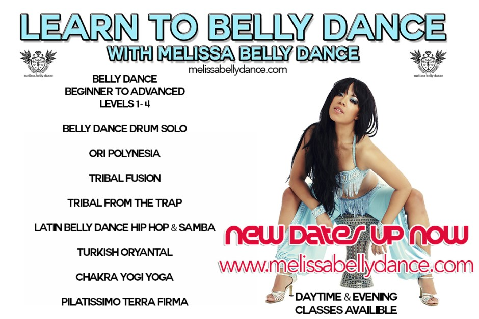 Belly Dance Classes In London