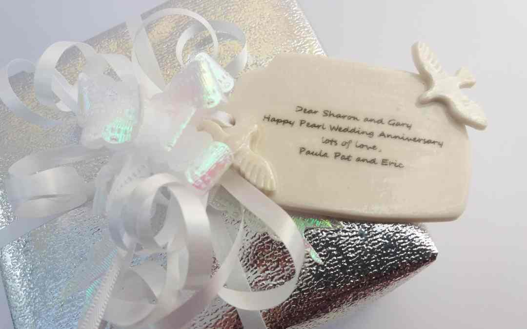 October 3 – Personalised Gift Tags