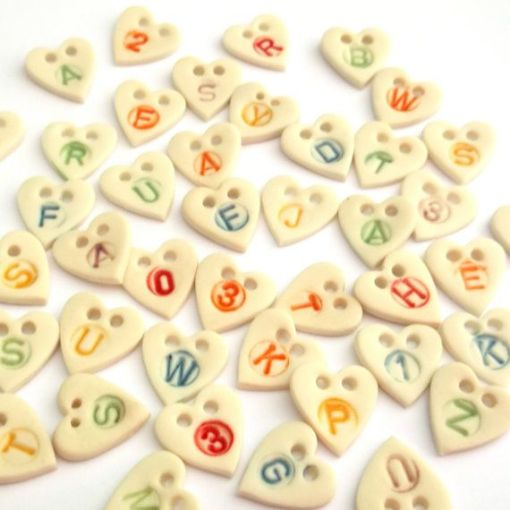 personalised buttons