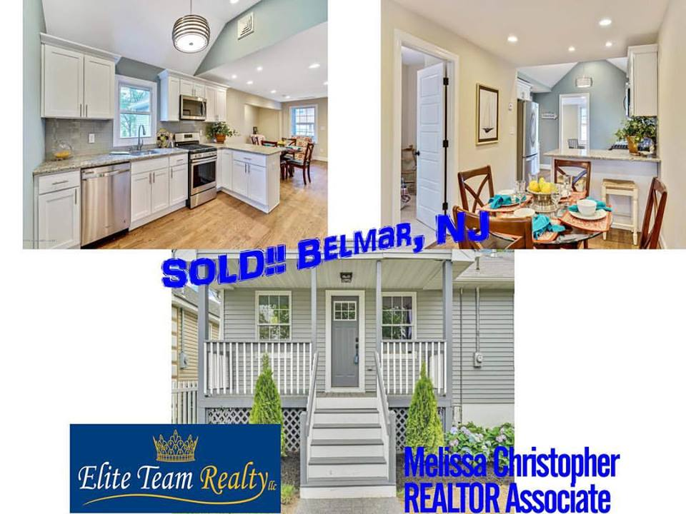 Belmar NJ Beach House Real Estate Agent