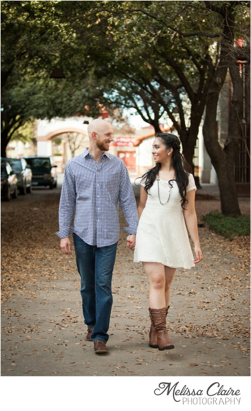 fort-worth-stockyards-engagement
