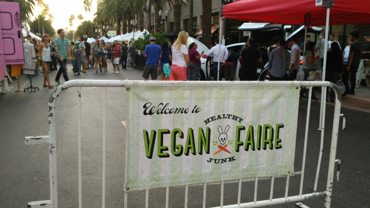 Vegan Faire 1 July 2017