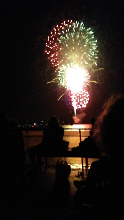 6 July 4th 2019 Dana Point fireworks 1