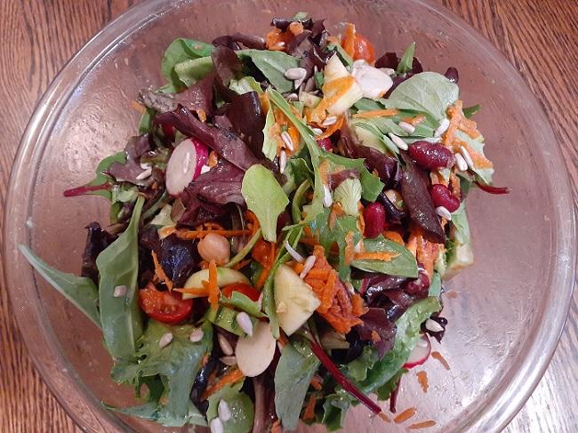 Mean Salad