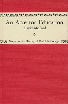 An Acre for Education