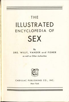 The Illustrated Encyclopedia of Sex