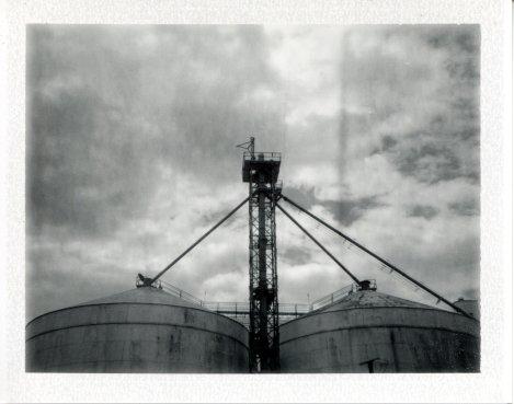 Grain cells, Poochera, SA