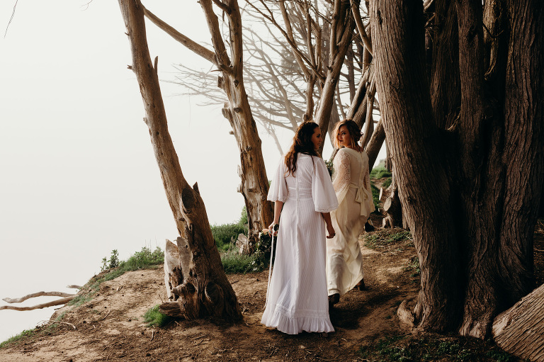 Eloping In California // Wedding Inspiration For The New
