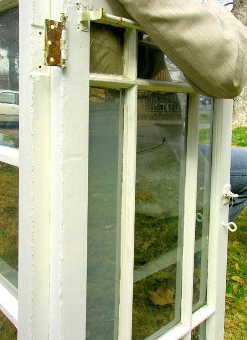 window bench detail