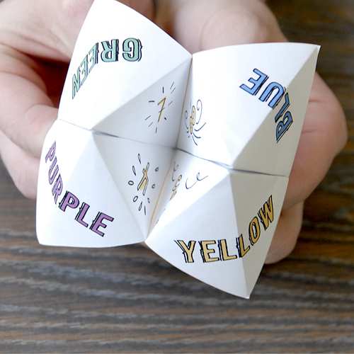 Summer Fortune Teller at Skip to My Lou - I Still Love You