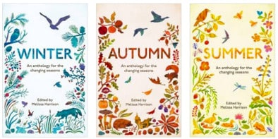 Winter/Autumn/Summer: An anthology for the changing seasons