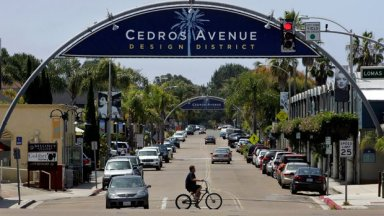 Solana Beach, CA- Cedros Avenue Arts District