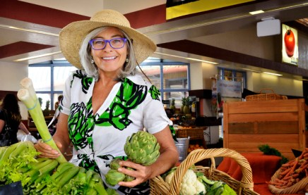 Kerry Clasby, Manager of Downtown 3rd Farmers Market