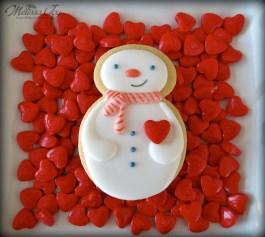 valentine-snow-man