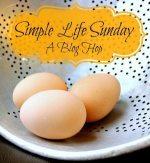 Simple Life Sunday