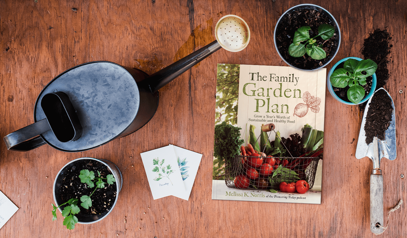 The Family Garden Plan