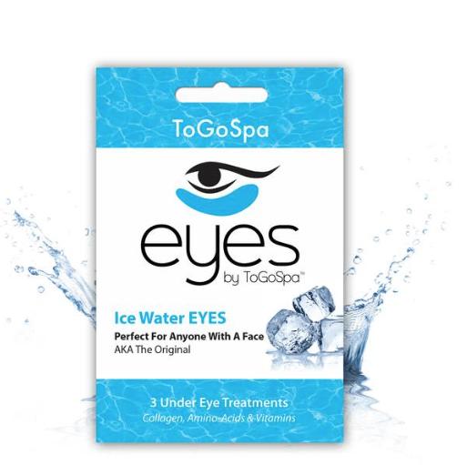 Ice Water Collagen Gel Eye Mask