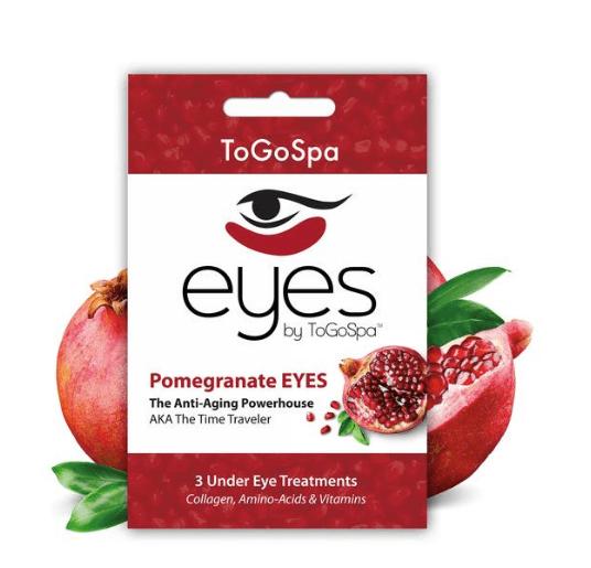 Pomegranate Collagen Gel Eye Mask