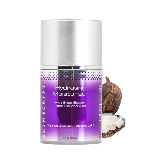 Skin script hydrating moisturizer