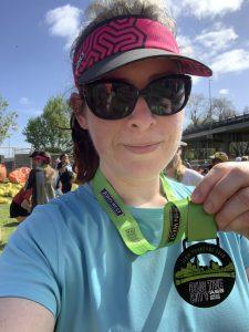 Melissa Loses It, Sixth Surgiversary, Auckland Marathon