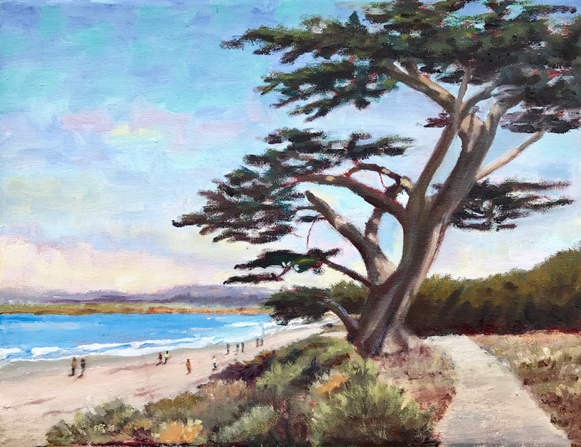Carmel City Beach