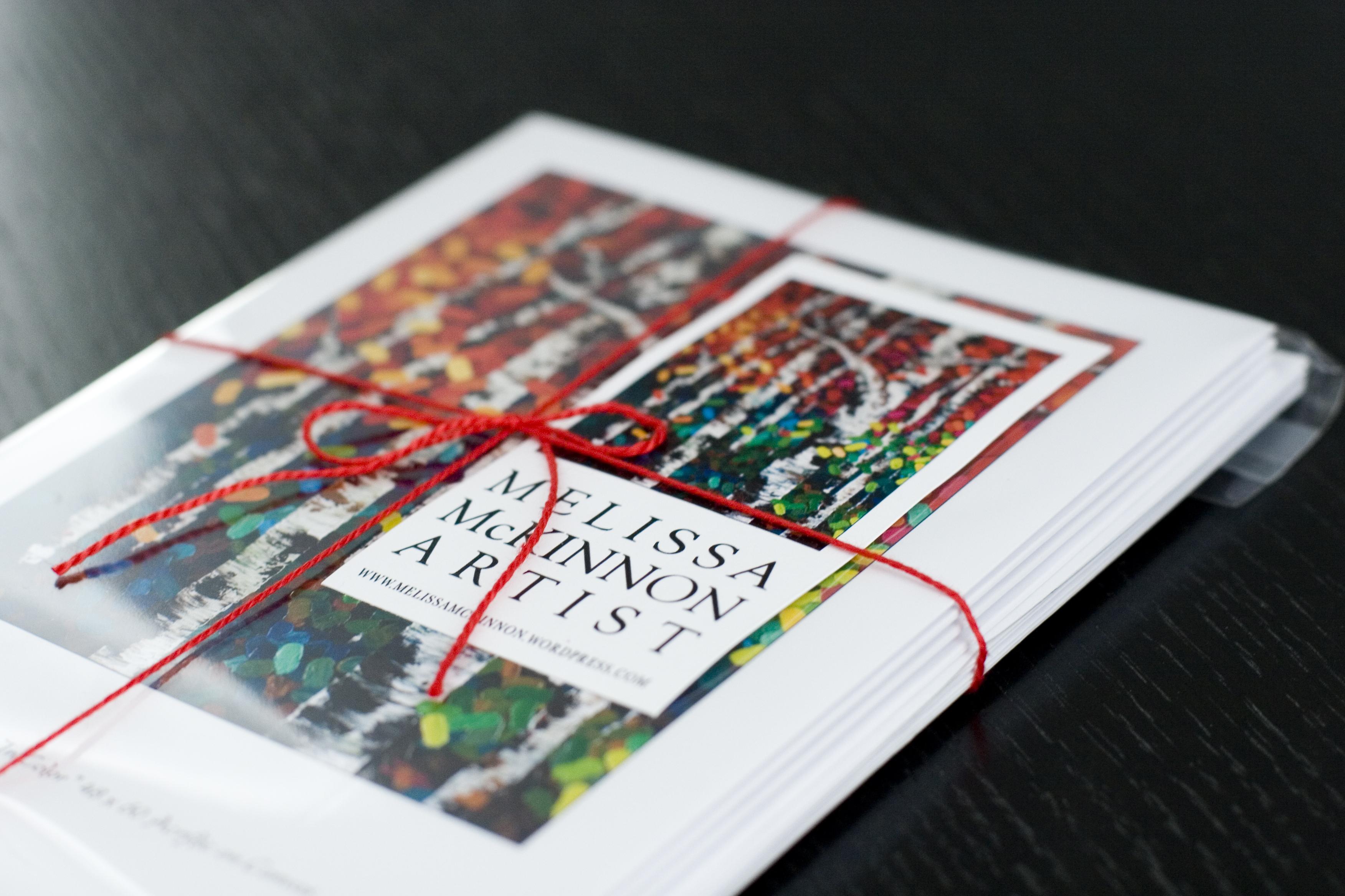 GREETING CARDS Melissa McKinnon Artist