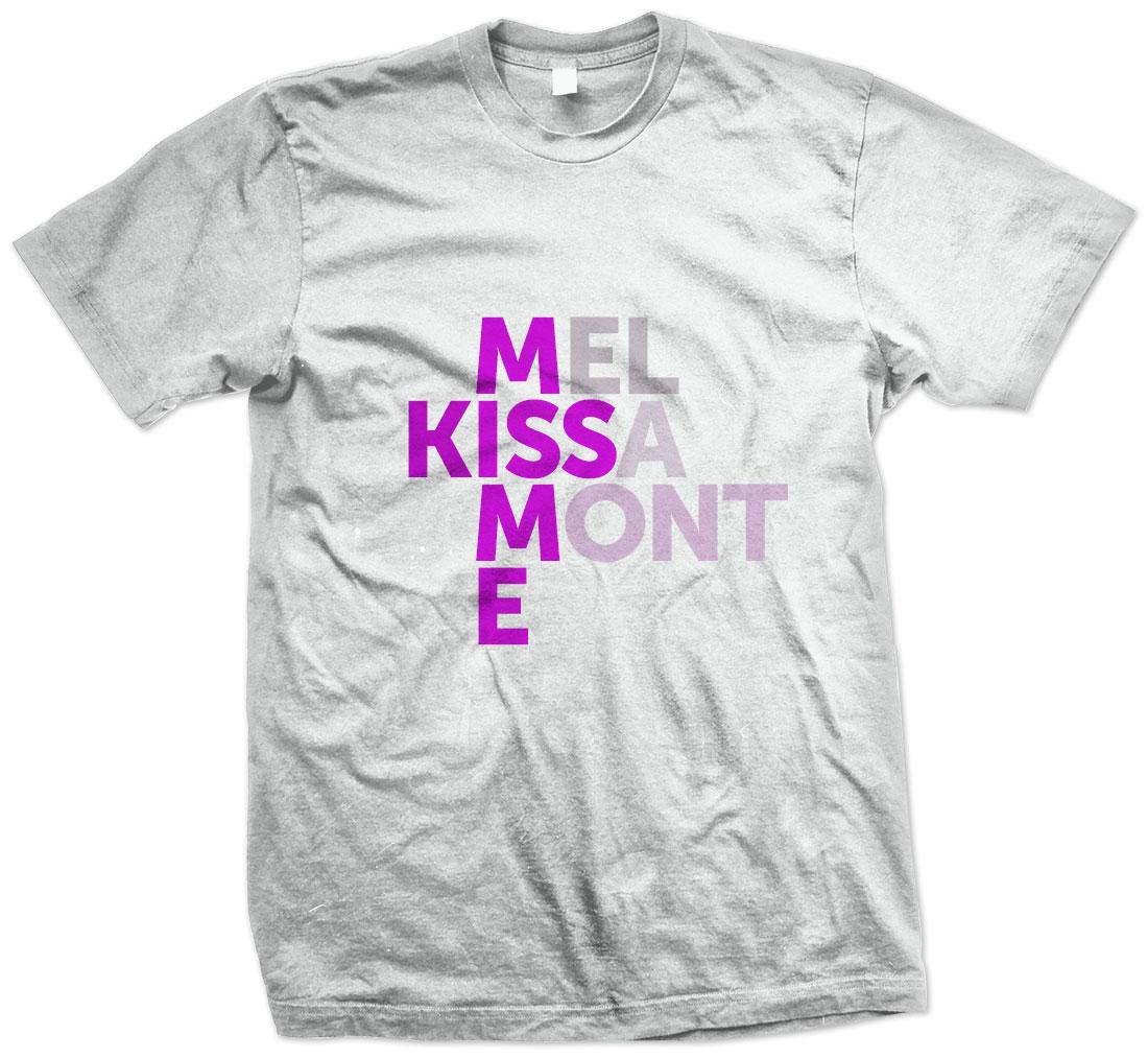 Melissa Monte T-Shirt – White