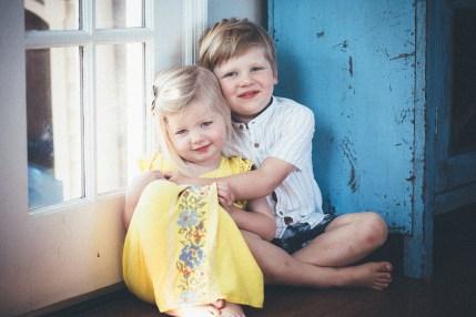 Family Photos: La Jolla, California