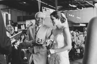 WEDDING photos: 32 North Brewing Co