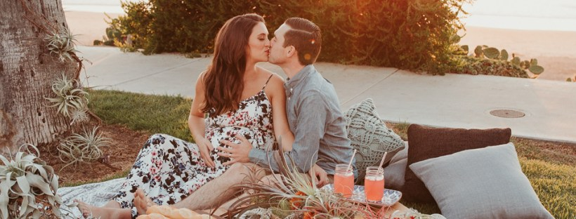 MATERNITY photos: BOHO Pregnancy