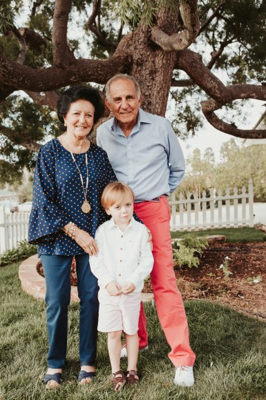 FAMILY photos: Isabel Rafferty, Forbes Magazine