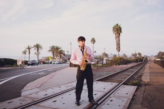 LIFESTYLE: Senior Portraits, Del Mar Beach