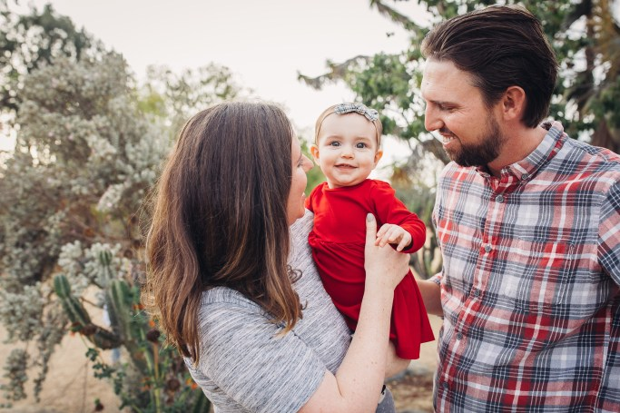 FAMILY photos: Cactus Garden, Balboa Park
