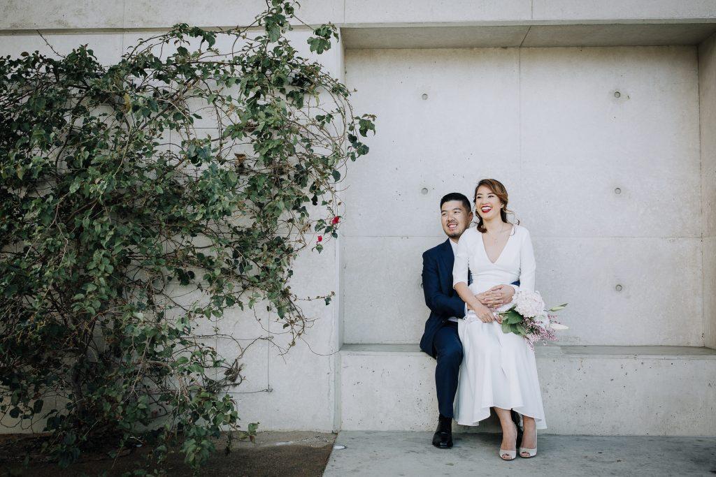 WEDDING photos: San Diego County Courthouse wedding