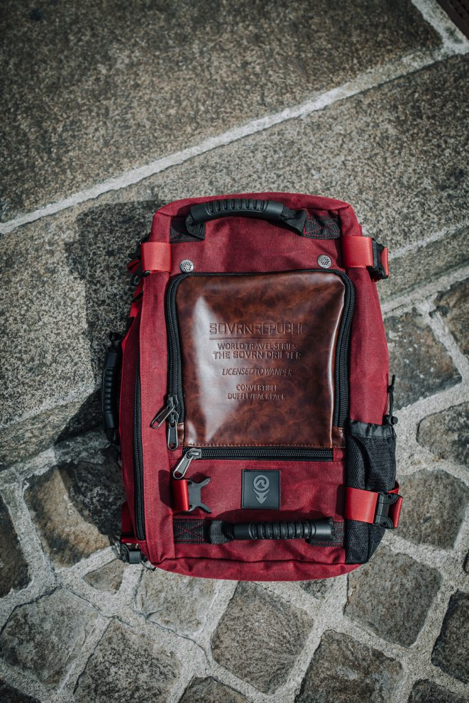 LIFESTYLE photos: SOVRN Republic Backpacks