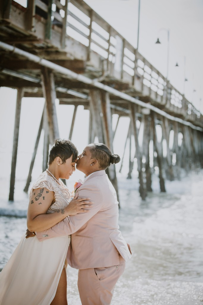 WEDDING photos: San Diego Beach Wedding, Imperial Beach, California