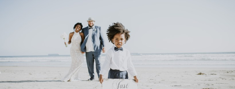WEDDING photos: Coronado Beach