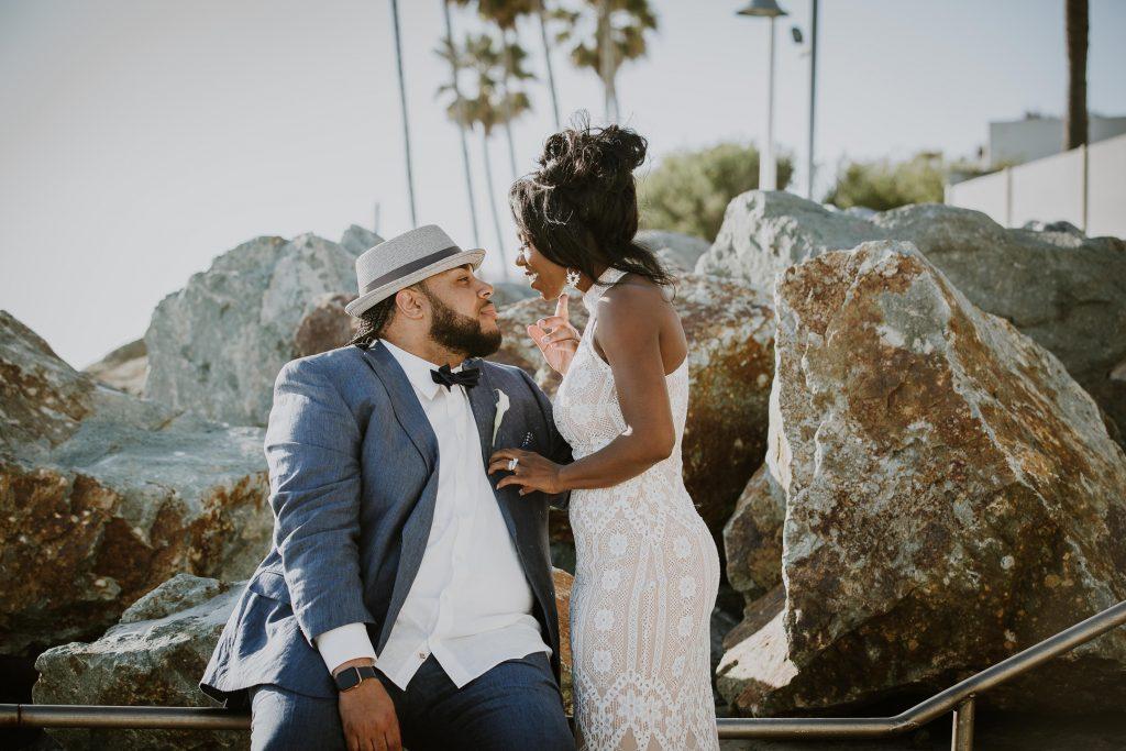 WEDDING photos: Coronado Beach