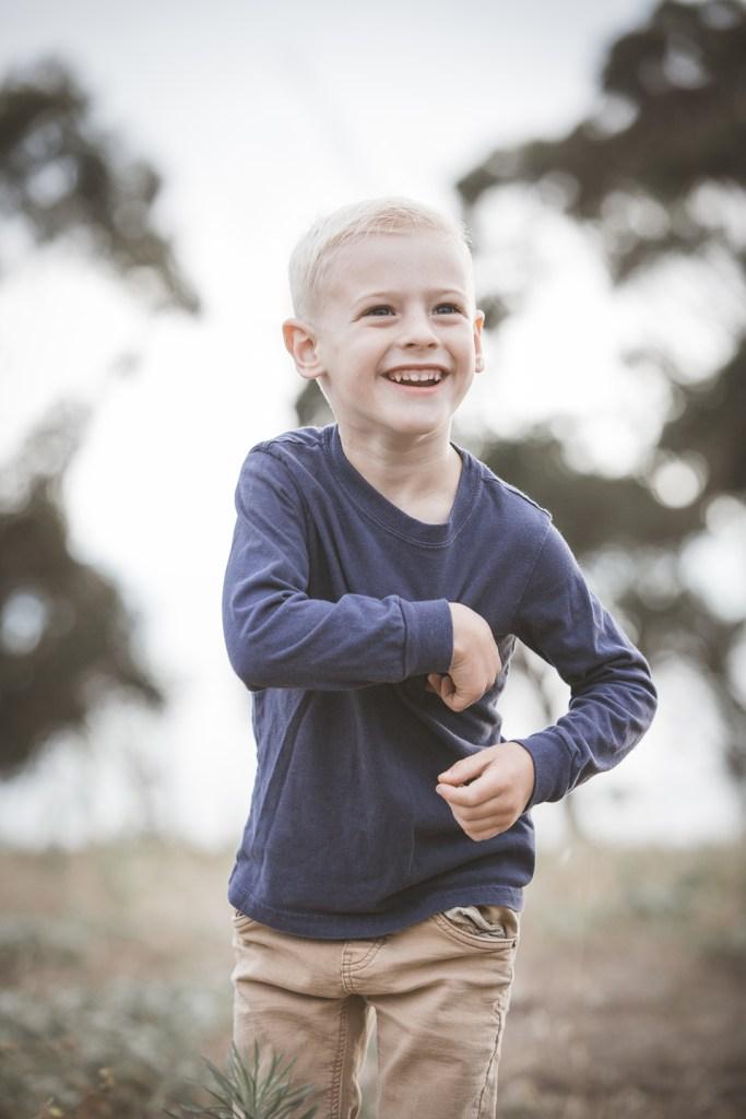 KIDS FAMILY photos: Scripps Woods La Jolla