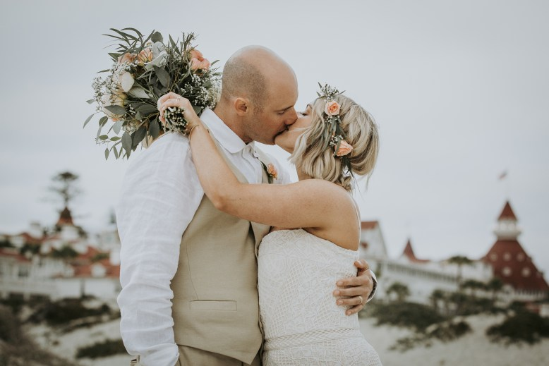WEDDING photos: Coronado