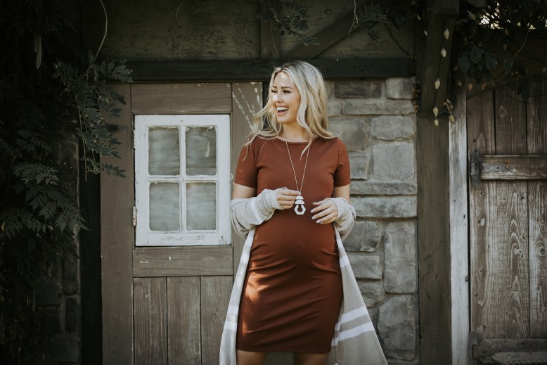 COMMERCIAL photos: PinkBlush Fall 2019 Maternity Fashion