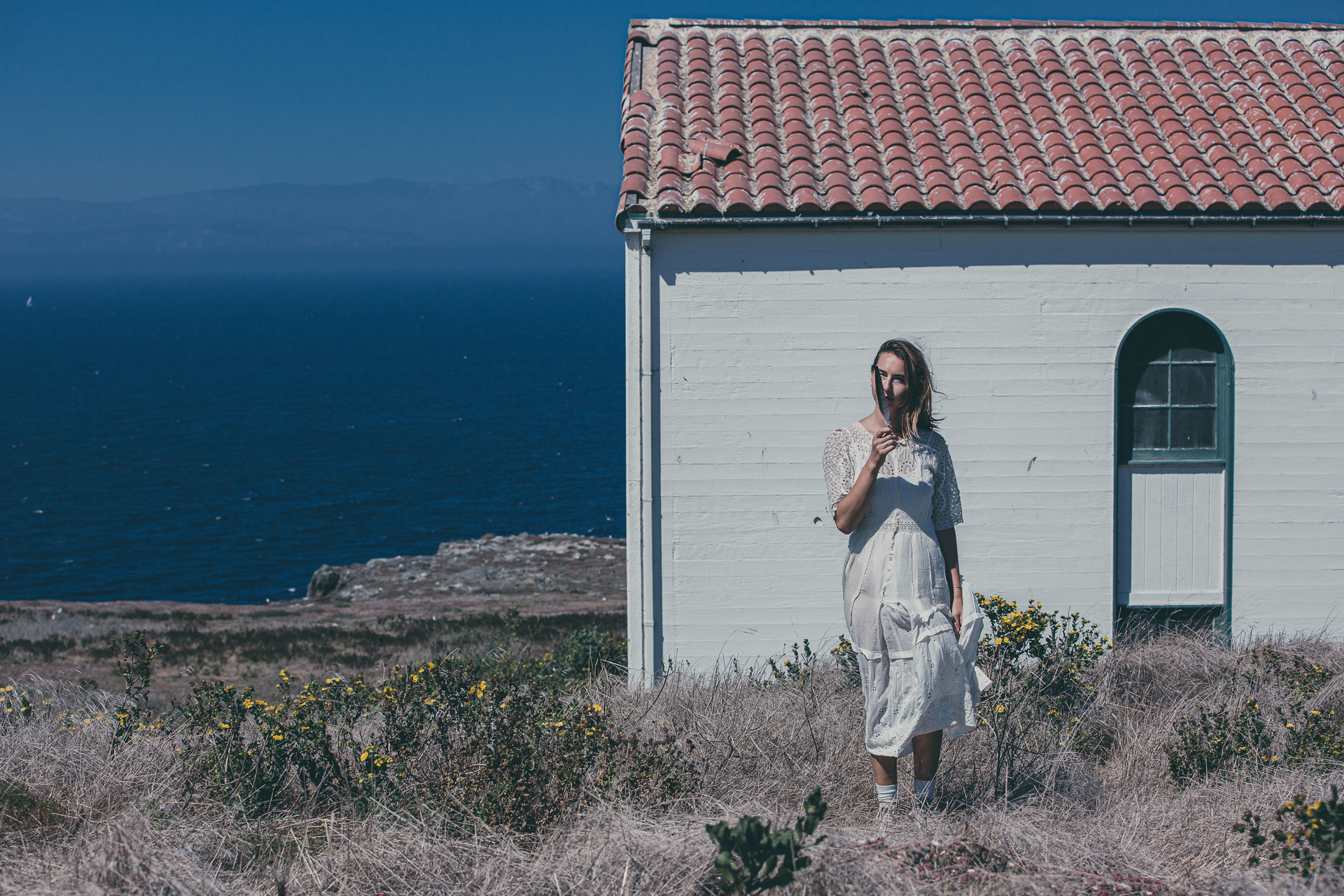 LIFESTYLE photos: Free as a Feather, Channel Islands