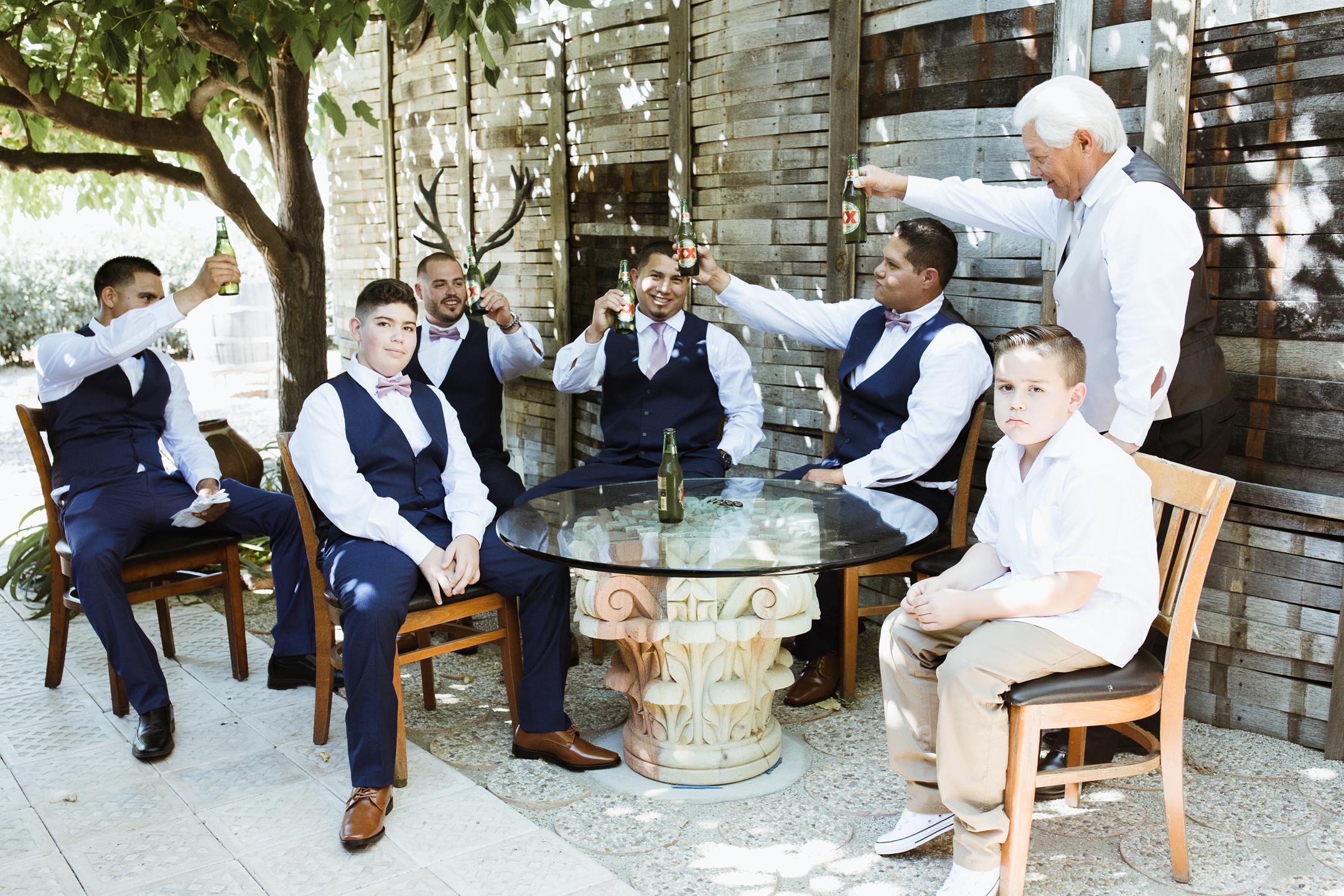 WEDDING photos: Mount Palomar Winery